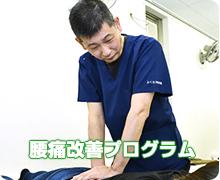 腰痛改善プログラム